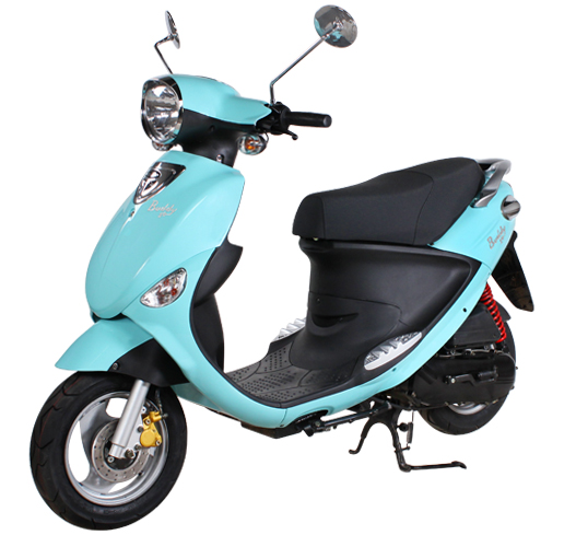 Home Sportique Scooters